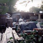 rok 1995 příprava stavby svařovny