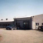 rok 1996 provozovna Ostrata