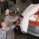 rok 1998 vývoj rámů