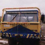 rok 1998 rám na truck trial