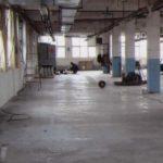 rok 2004 příprava prostor Otrokovice